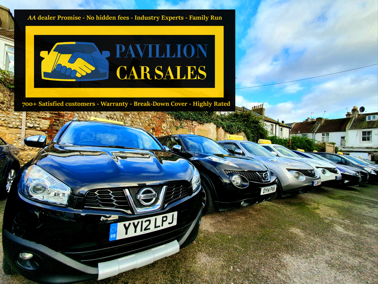 The best quality cars for sale in brighton are available at Pavillion Car Sales