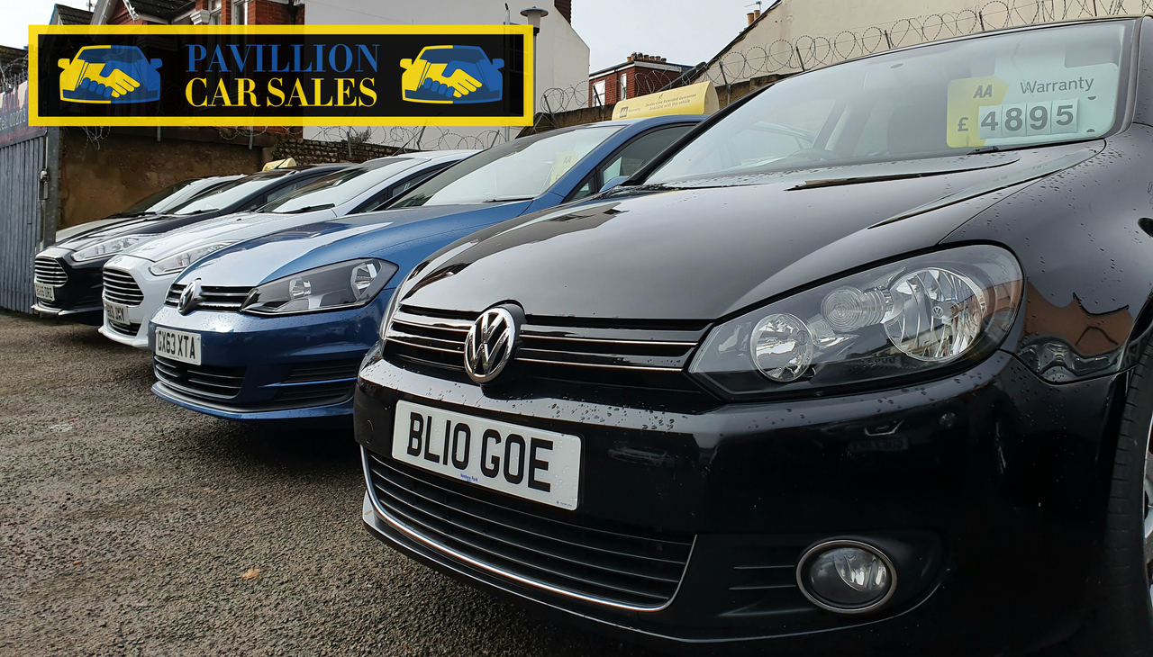 We sell cheap used VW and Fords
