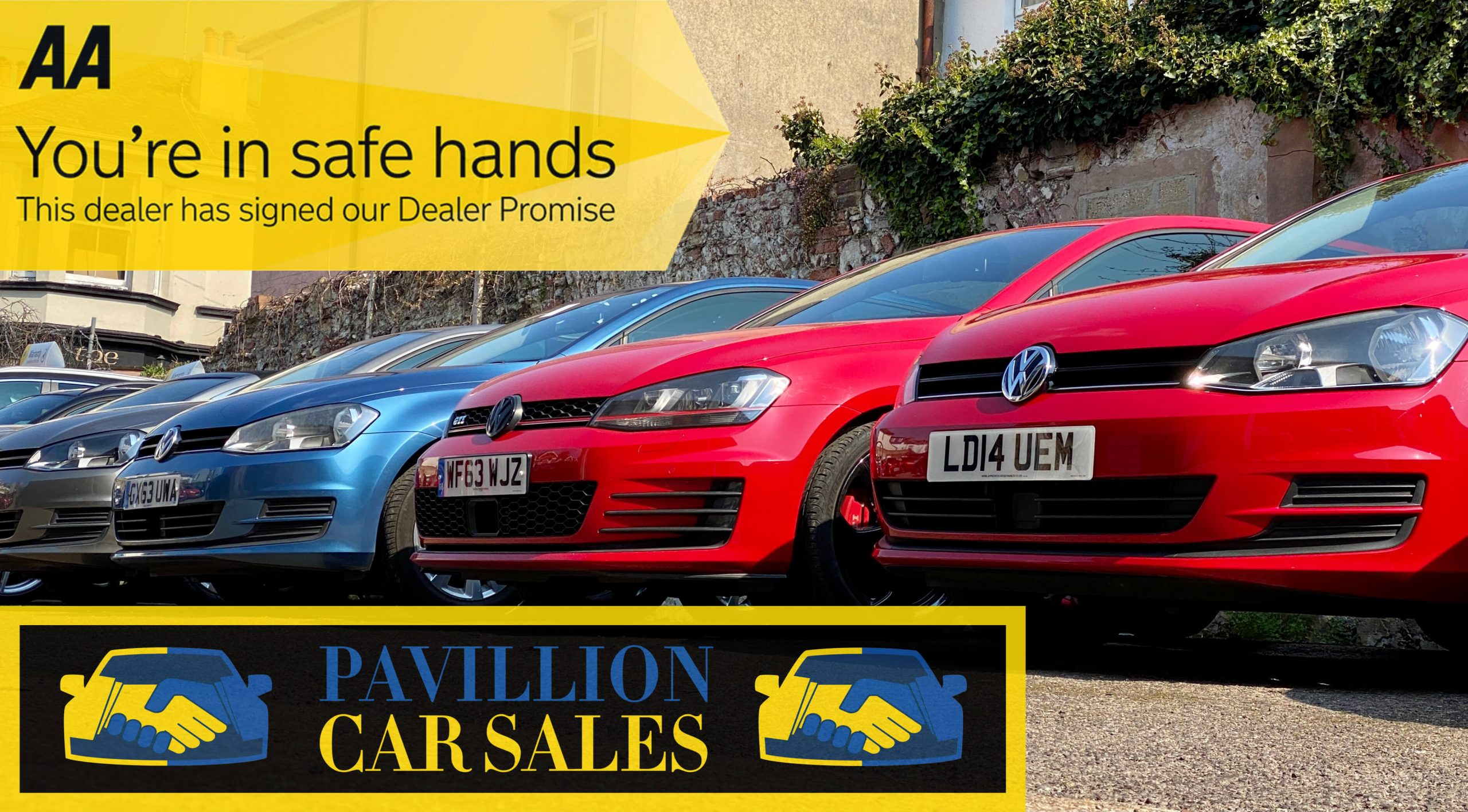 Pavillion Car Sales (AA APPROVED DEALERS) offer great prices on second-hand cars. Based in Brighton, we pride ourselves on offering a fantastic range of used cars to suit every need. Since 2010 we have been a family-run business looking to provide our customers with quality used cars at the best price possible! We do this by carrying out a 54-Point inspection, offering no-hassle Warranty, No extra fees & excellent aftercare with all of our cars. We do our best to offer our customers a pressure-free and friendly sales environment so we can help you find the car that best suits your own personal needs. Our services include: Used Vehicle Sales, Vehicles Wanted, Part Exchange and Vehicle financing. Cars up to 8 years old come with AA Warranty and 12 months AA breakdown cover included in the price. All AA Warranties can also be extended at an additional cost. Please contact us for more information.